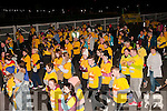 Darkness into Light:  Some of the crowd attending the Darkness into Light fund raiser at the race course in Listowel on Saturday morning last .