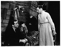 Frankenstein (1931) <br /> John Boles, Mae Clarke, Dwight Frye &amp; Colin Clive<br /> *Filmstill - Editorial Use Only*<br /> CAP/KFS<br /> Image supplied by Capital Pictures