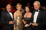 Ken Rothstein, Lisa Holland-Nelson, Susan McEldoon and Nick Smeloff at the Discovery Green Gala at Discovery Green Park downtown Saturday Feb. 23,2008.(Dave Rossman/For the Chronicle)