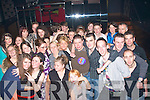 5599-5603.---------.Party for Me.------------.Joseph Conway(front centre)from Racecourse Hts,Tralee,celebrated his 21st birthday last saturday night in the Deacon,Castle St Tralee,with many Family and friends.