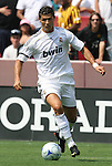 09 August 2009: Real Madrid's Cristiano Ronaldo (POR). Real Madrid of Spain's La Liga defeated DC United of Major League Soccer 3-0 at FedEx Field in Landover, Maryland in an international club friendly soccer match.