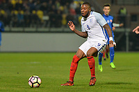 Morgan Ferrier Of England C during Slovakia Under-21 vs England C, International Challenge Trophy Football at Mestsky Stadion on 8th November 2017