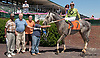 Our Silver Crown winning at Delaware Park on 8/5/13
