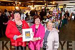 Doreen Brosnan Tralee, Betty Rohan Killarney and Ellen Conway Lixnaw at the Flea market in Killarney on Sunday