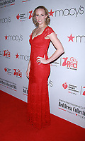 NEW YORK, NY February 08, 2018:Dana Vollmer  attend  American Heart Association's® Go Red For Women® Red Dress Collection® 2018 at Hammerstein Ballroom in New York. February 08, 2018. Credit:RW/MediaPunch