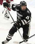 Robbie Hennessey (PC - 25) - The Harvard University Crimson defeated the Providence College Friars 3-0 in their NCAA East regional semi-final on Friday, March 24, 2017, at Dunkin' Donuts Center in Providence, Rhode Island.