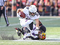 NCAA FOOTBALL: Northwestern at Maryland