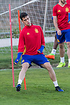 Mikel Merino during the training of Spanish national team under 21 at Ciudad del El futbol  in Madrid, Spain. March 21, 2017. (ALTERPHOTOS / Rodrigo Jimenez)