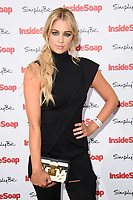 Amanda Clapham at the Inside Soap Awards 2017 held at the Hippodrome, Leicester Square, London, UK. <br /> 06 November  2017<br /> Picture: Steve Vas/Featureflash/SilverHub 0208 004 5359 sales@silverhubmedia.com