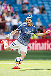 Gareth Bale of Real Madrid in training session before the La Liga match between Real Madrid and Osasuna at the Santiago Bernabeu Stadium on 10 September 2016 in Madrid, Spain. Photo by Diego Gonzalez Souto / Power Sport Images