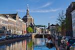 Leiden in Holland, the Netherlands,