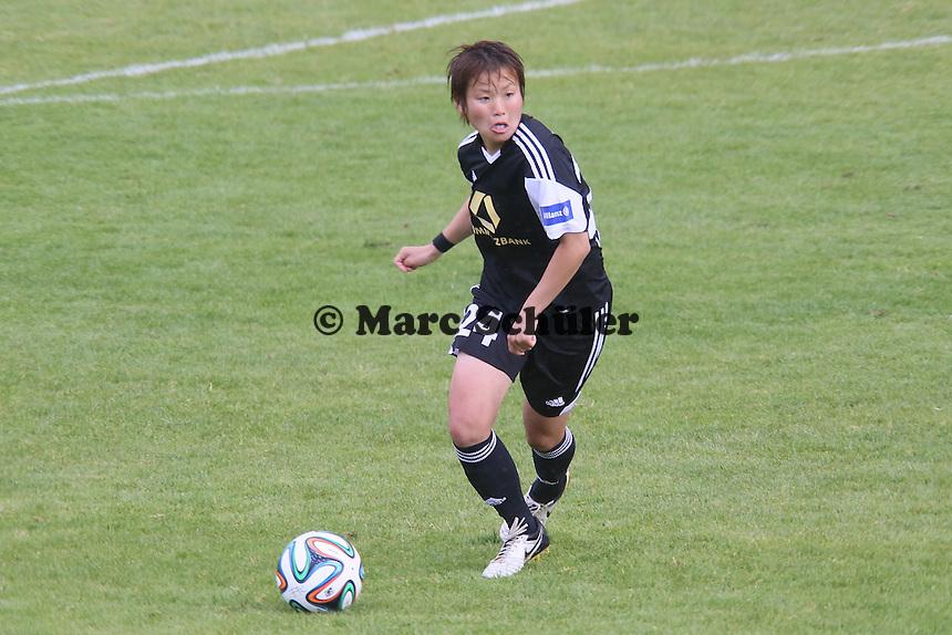 Asuna Tanaka (FFC) - 1. FFC Frankfurt vs. MSV Duisburg