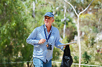 AEL's Paul Higgs strutting his stuff, during the Cross Country for the Horseland CCI3*-L. 2019 AUS-Mitsubishi Motors Australian International 3 Day Event. Victoria Park. Adelaide. South Australia. Saturday 16 November. Copyright Photo: Libby Law Photography