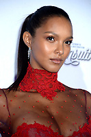Lais Ribeiro attends Sports Illustrated Swimsuit 2017 Launch Event at Center415 Event Space on February 16, 2017 in New York City.