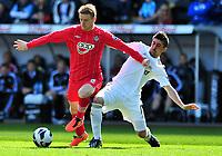 2013 04 20 Swansea City v Southampton, Liberty Stadium, Wales, UK