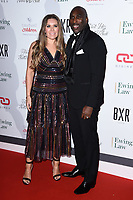 Sol Campbell<br /> arriving for the Float Like a Butterfly Ball 2019 at the Grosvenor House Hotel, London.<br /> <br /> ©Ash Knotek  D3536 17/11/2019