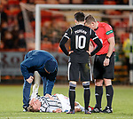 Dean Shiels injury