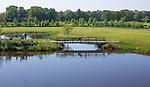 WINTERSWIJK -  Van hole 10 naar Hole 11. Golf & Country Club Winterswijk, golfbaan De Voortwisch.     COPYRIGHT  KOEN SUYK