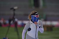 SPEEDSKATING: HAMAR: Vikingskipet, 28-02-2020, ISU World Speed Skating Championships, Claudia Pechstein (GER), ©photo Martin de Jong