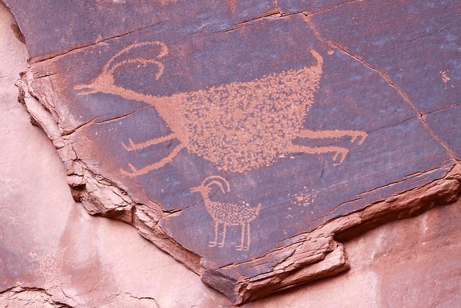 Petroglyphs of Southern Utah