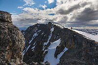 Cut Mountain is the highest summit in the Yukon Charley Rivers National Preserve.