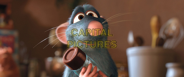 REMY (voice of Brian Dennehy).in Ratatouille .**Editorial Use Only**.CAP/FB.Supplied by Capital Pictures