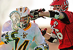 2011-03-19 NCAA: St. John's at Vermont Men's Lacrosse