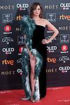 Macarena Gomez attends red carpet of Goya Cinema Awards 2018 at Madrid Marriott Auditorium in Madrid , Spain. February 03, 2018. (ALTERPHOTOS/Borja B.Hojas)