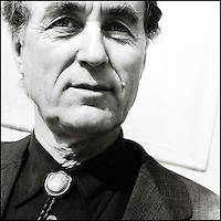 1996 Fritjof Capra, physicist, economist © Claudio Vitale