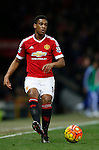 Anthony Martial of Manchester United - English Premier League - Manchester Utd vs Chelsea - Old Trafford Stadium - Manchester - England - 28th December 2015 - Picture Simon Bellis/Sportimage