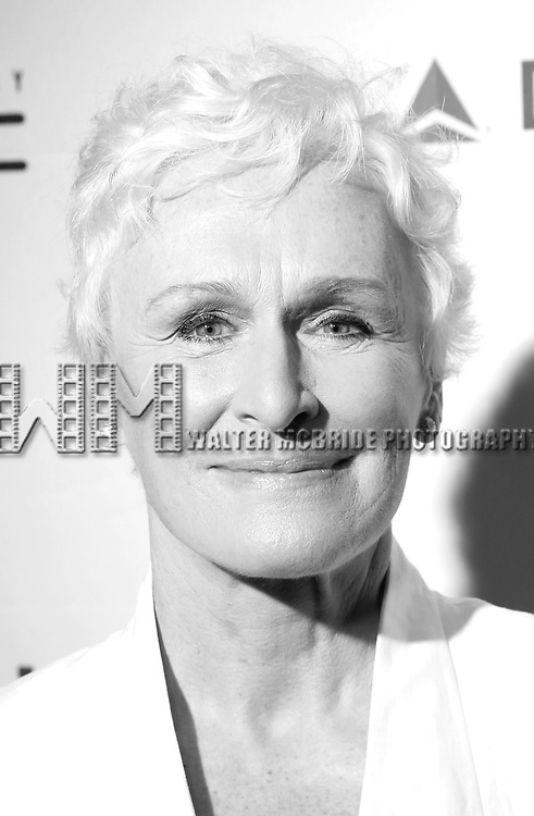 Glenn Close attends the 83rd Annual Drama League Awards Ceremony  at Marriott Marquis Times Square on May 19, 2017 in New York City.