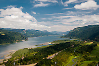 Columbia Gorge, Columbia River, Hood River