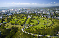 Punchbowl National Cemetary of the Pacific, Honolulu