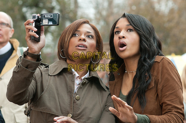 Kimrie Lewis-Davis, Kali Hawk<br /> in Peeples (2013) <br /> *Filmstill - Editorial Use Only*<br /> CAP/FB<br /> Image supplied by Capital Pictures