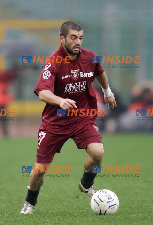 Nicola Lazetic (Torino)<br /> Italian &quot;Serie A&quot; 2006-07<br /> 18 Feb 2007 (Match Day 24)<br /> Lazio-Torino (2-0)<br /> &quot;Olimpico&quot;-Stadium-Roma-Italy<br /> Photographer: Andrea Staccioli INSIDE