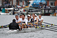 Race 36  -  Event: Thames  -   Berks:   51 London R.C. 'A'  -   Bucks:   79 University Barge Club, USA<br /> <br /> To purchase this photo, or to see pricing information for Prints and Downloads, click the blue 'Add to Cart' button at the top-right of the page.