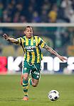 Nederland, Den Haag, 12 april 2012.Seizoen 2011-2012.Eredivisie.ADO Den Haag-FC Groningen.Tjaronn Chery van ADO Den Haag