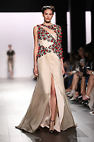 Bibhu Mohapatra<br />  catwalk fashion show at New York Fashion Week<br /> Spring Summer 2018<br /> in New York, USA September 2017.<br /> CAP/GOL<br /> &copy;GOL/Capital Pictures