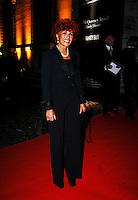 MARIA SCICOLONE.arrives at the Patricia McQueeney Award Dinner Party Hosted By Vanity Fair on the eighth day of Rome Film Festival (Festa Internazionale di Roma) at the Etruscan Museum Valle Giulia, Rome, Italy, October 20th 2006..full length red carpet black suit.Ref: CAV.www.capitalpictures.com.sales@capitalpictures.com.©Luca Cavallari/Capital Pictures.