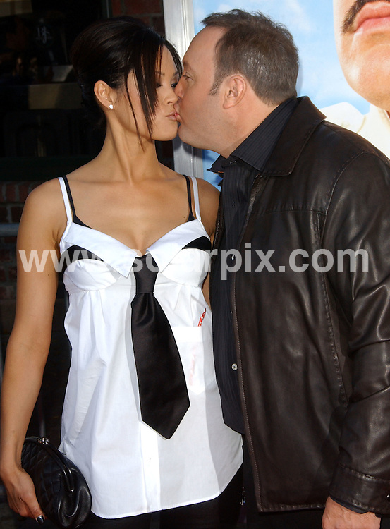 **ALL ROUND PICTURES FROM SOLARPIX.COM**.**SYNDICATION RIGHTS FOR UK, AUSTRALIA, DENMARK, PORTUGAL, S. AFRICA, SPAIN & DUBAI (U.A.E) ONLY**.The Mall Cop Los Angeles Premiere  Arrivals at the  Mann's Village Theatre in Westwood, California in the USA...This pic: Steffiana de la Cruz and Kevin James..JOB REF:8225-PHZ/ortega    DATE:10-01-09 .**MUST CREDIT SOLARPIX.COM OR DOUBLE FEE WILL BE CHARGED* *UNDER NO CIRCUMSTANCES IS THIS IMAGE TO BE REPRODUCED FOR ANY ONLINE EDITION WITHOUT PRIOR PERMISSION*