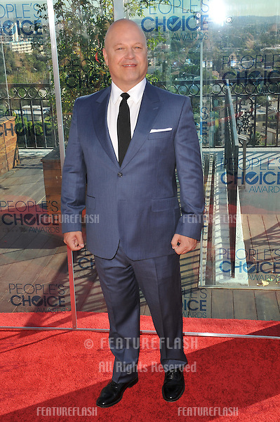 Michael Chiklis at the nominations announcement for the 2011 People's Choice Awards at the London West Hollywood Hotel..November 9, 2010  Los Angeles, CA.Picture: Paul Smith / Featureflash
