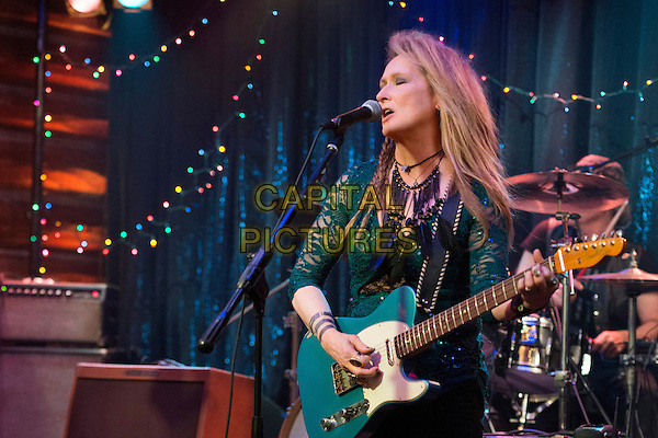 Meryl Streep<br /> in Ricki and the Flash (2015) <br /> *Filmstill - Editorial Use Only*<br /> CAP/FB<br /> Image supplied by Capital Pictures