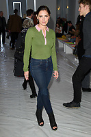Anabelle Scholey<br /> at the Jasper Conran show as part of London Fashion Week, London<br /> <br /> <br /> ©Ash Knotek  D3378  17/02/2018