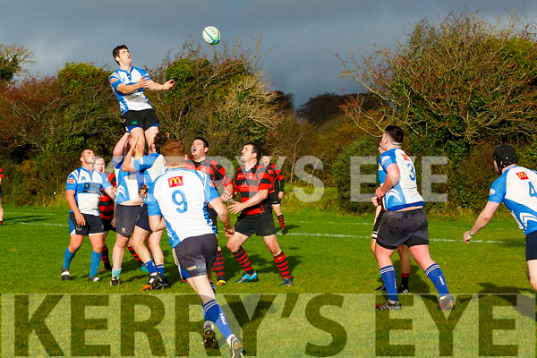 Rugby Tralee v Killarney at O'Dowd Park on Sunday