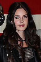 WEST HOLLYWOOD, CA - NOVEMBER 01: Lana Del Rey at Nylon Magazine November 2013 Issue Party held at Sunset Marquis Hotel & Villas on November 1, 2013 in West Hollywood, California. (Photo by Xavier Collin/Celebrity Monitor)