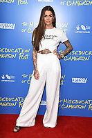"Darylle Sargeant<br /> arriving for the premiere of ""The Miseducation of Cameron Post"" screening at Picturehouse Central, London<br /> <br /> ©Ash Knotek  D3424  22/08/2018"