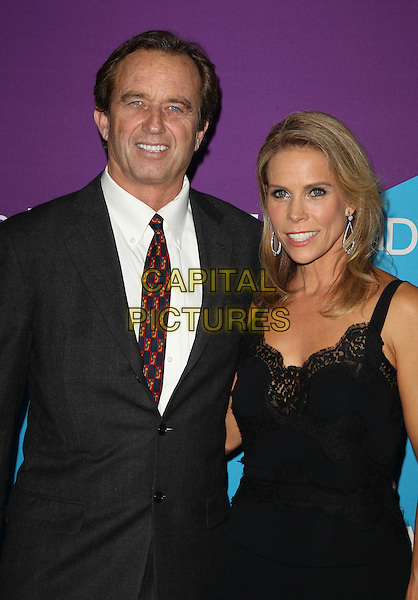 Los Angeles, CA - FEBRUARY 27: Robert F. Kennedy jr., Cheryl Hines Attending Unite4good And Variety Host 1st Annual Unite4:humanity Event, Held at Sony Pictures Studios California on February 27, 2014.  <br /> CAP/MPI/RTNUPA <br /> &copy;RTNUPA/MediaPunch/Capital Pictures