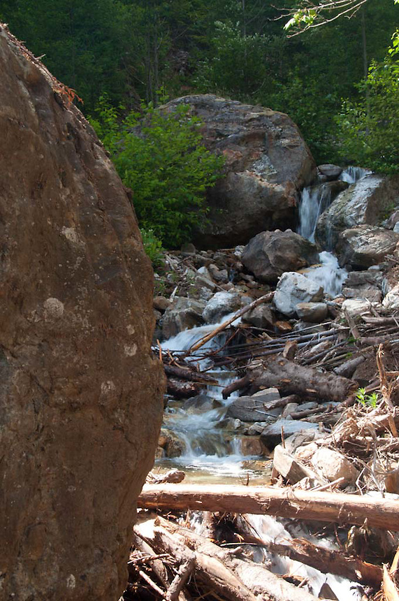 Sourdough Creek, North Cascades National Park, Washington, US