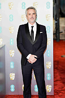 LONDON, UK - FEBRUARY 10: Alfonso Cuarón at the 72nd British Academy Film Awards held at Albert Hall on February 10, 2019 in London, United Kingdom. Photo: imageSPACE/MediaPunch<br /> CAP/MPI/IS<br /> ©IS/MPI/Capital Pictures
