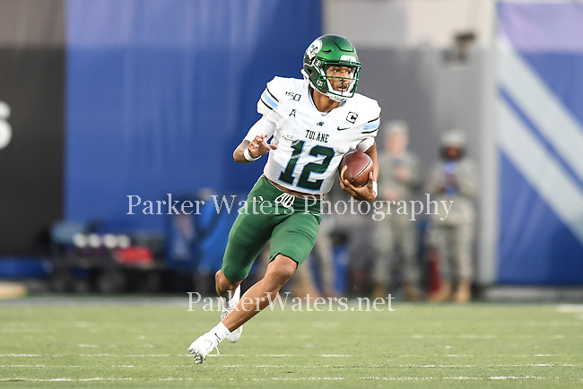 Tulane football falls to Memphis, 47-17.